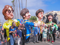 journée 'portes ouvertes' à San Diego juste Photos stock