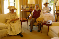 Journée 'portes ouvertes' 2009 de Chambre de gouvernement Photos stock