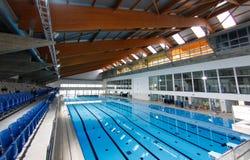 Journée 'portes ouvertes' de centre de multisports dans Majorca Photos stock
