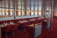 Journée 'portes ouvertes' sur l'esprit de Stena de ferry. Photos libres de droits