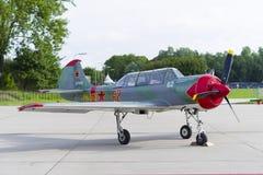 Journées 'portes ouvertes' de l'Armée de l'Air néerlandaise Images libres de droits