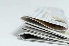 Journal photographie stock libre de droits