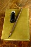 journal att hålla arkivfoton