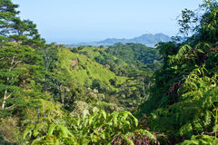 Journal de Kuilau Ridge Photo stock