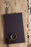 Journal de la boussole Image stock