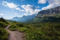 Journal de montagne Images libres de droits