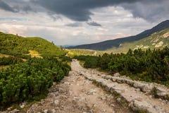 Journal de montagne Images stock