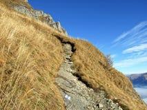 Journal de montagne Photographie stock