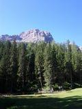 Journal de montagne Image libre de droits