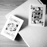 Journal intime de style noir et blanc de ton de couleur d'amour Images stock