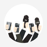 Journalism Concept Royalty Free Stock Photo