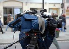 Journaliste Image libre de droits