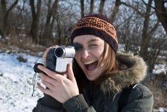 journaliste Photos libres de droits