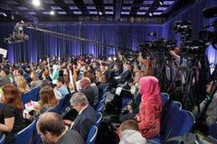 Journalists Stock Photo
