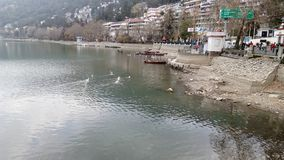 Journaux intimes de Nanital photo stock