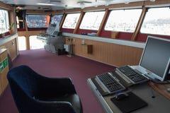 Journée 'portes ouvertes' sur l'esprit de Stena de ferry. Images libres de droits