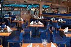 Journée 'portes ouvertes' sur l'esprit de Stena de ferry. Photo stock