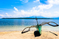 Journey by Boat royalty free stock photo