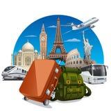 Journey concept Stock Image
