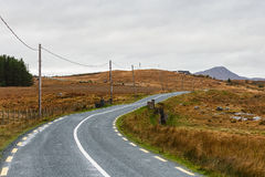 Journey in Connemara Royalty Free Stock Images