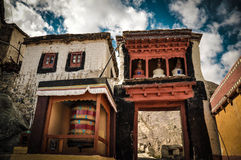 The journey through Leh Royalty Free Stock Image