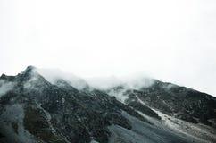Sayan Mountains Stock Photo