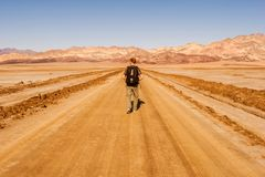 Journey To Nowhere Stock Photography