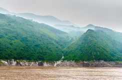 Journey to the Yangtze River Royalty Free Stock Images