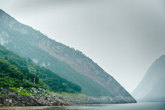 Journey to the Yangtze River Stock Photos