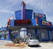 Journey Tribute Theatre, Branson Missouri Stock Images