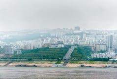 Journey on the Yangtze River Stock Image