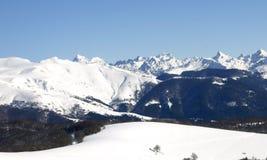 Jours d'hiver Photographie stock libre de droits