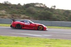 Jours de emballage de Ferrari Photos libres de droits