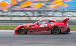 Jours de emballage de Ferrari Images stock