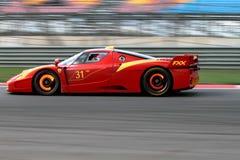 Jours de Ferrari photo libre de droits