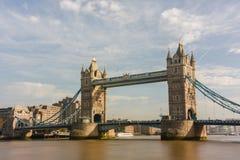 Jours de pont de tour Photos libres de droits