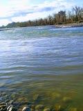 Jours de rivière image libre de droits