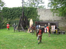 Jours de St Wenceslas Photo libre de droits
