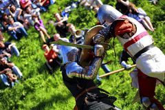 Joust Stock Images