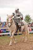 Jouster Jason Armstrong Royalty Free Stock Photos