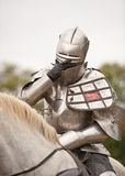 Jouster Jason Armstrong Stock Images