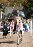 Jouster Jason Armstrong Royalty Free Stock Photography