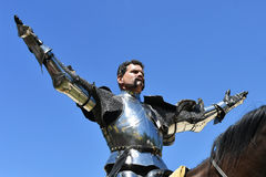 Jouster Royalty Free Stock Photos