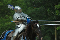 Jousting Royalty Free Stock Image