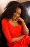Jovem mulher bonita Fotos de Stock Royalty Free