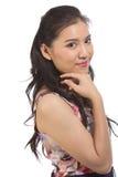 Menina adolescente asiática fotos de stock royalty free