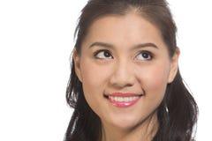 Menina adolescente asiática Foto de Stock Royalty Free