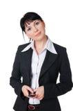 Jovem mulher encantador Imagem de Stock Royalty Free