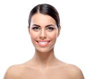 Jovem mulher saudável Imagem de Stock Royalty Free