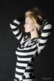 Jovem mulher 'sexy' Foto de Stock Royalty Free